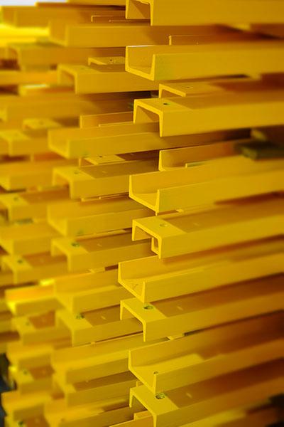 Rack Builders Inc. Structural Pallet Rack