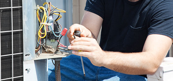 The HVAC experts at Raco Air can handle any air conditioner repair.