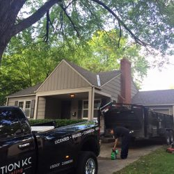 roof repair in Kansas City