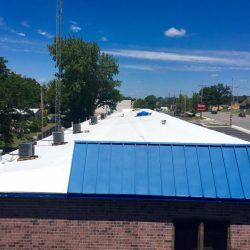 commercial roof leak repair