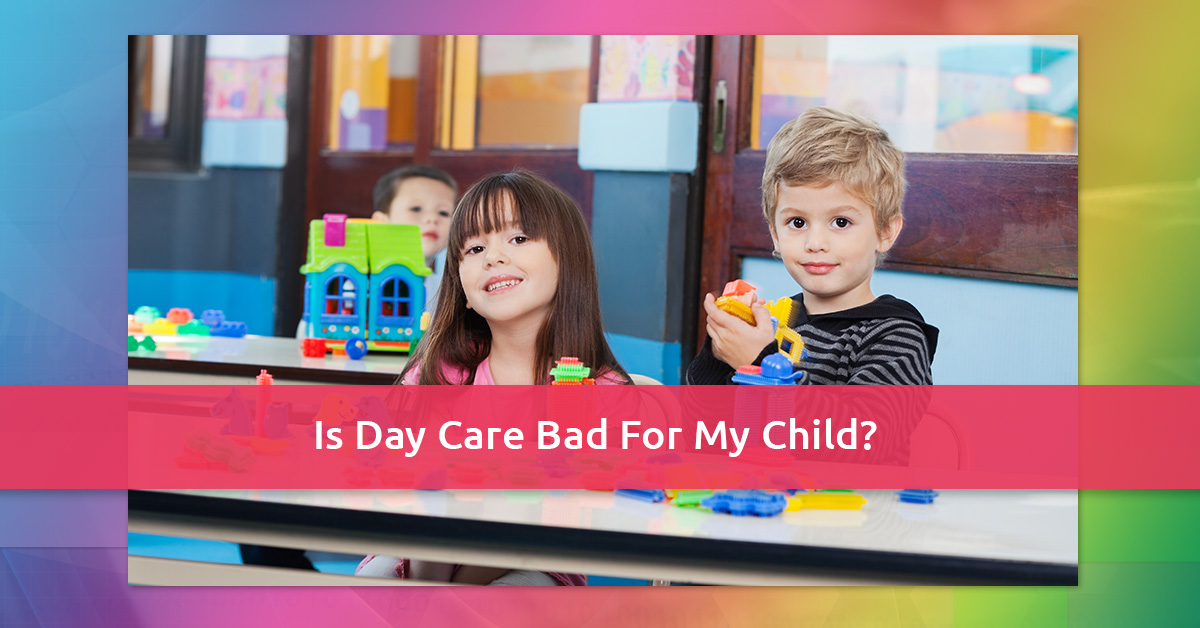 Day Care Huntington: 4 Reasons Why Day Care Is Good For