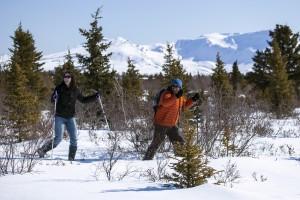 Snowshoeing_at_Mountain_Vista_(8638066885)