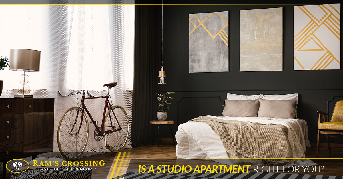 Is a Studio Apartment Right For You