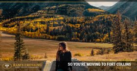 Moving To Fort Collins