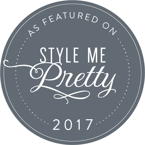 Style Me Pretty Award Winner