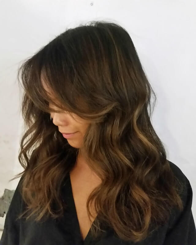 Balayage Hair And Color Gallery Salon In West Hollywood California