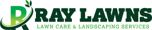 The Ray Lawns logo.