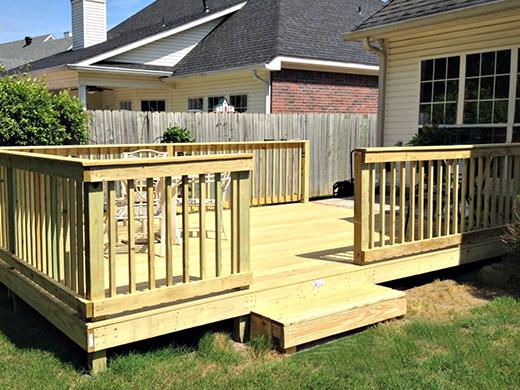 Deck Builder Benton Deck Contractor Ar Screen Porch