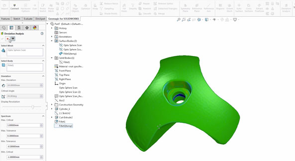 Geomagic For Control X - Buy 3D Scanning Software In Denver | Reality 3D