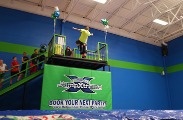Trampoline Park Rohnert Park Fun Activities For Kids