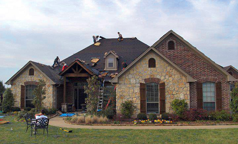 Rebuild Texas CertainTeed Tyler Texas
