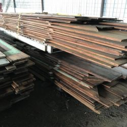 Reclaimed Barnwood Storage