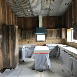 Kitchen Renovation With Reclaimed Wood