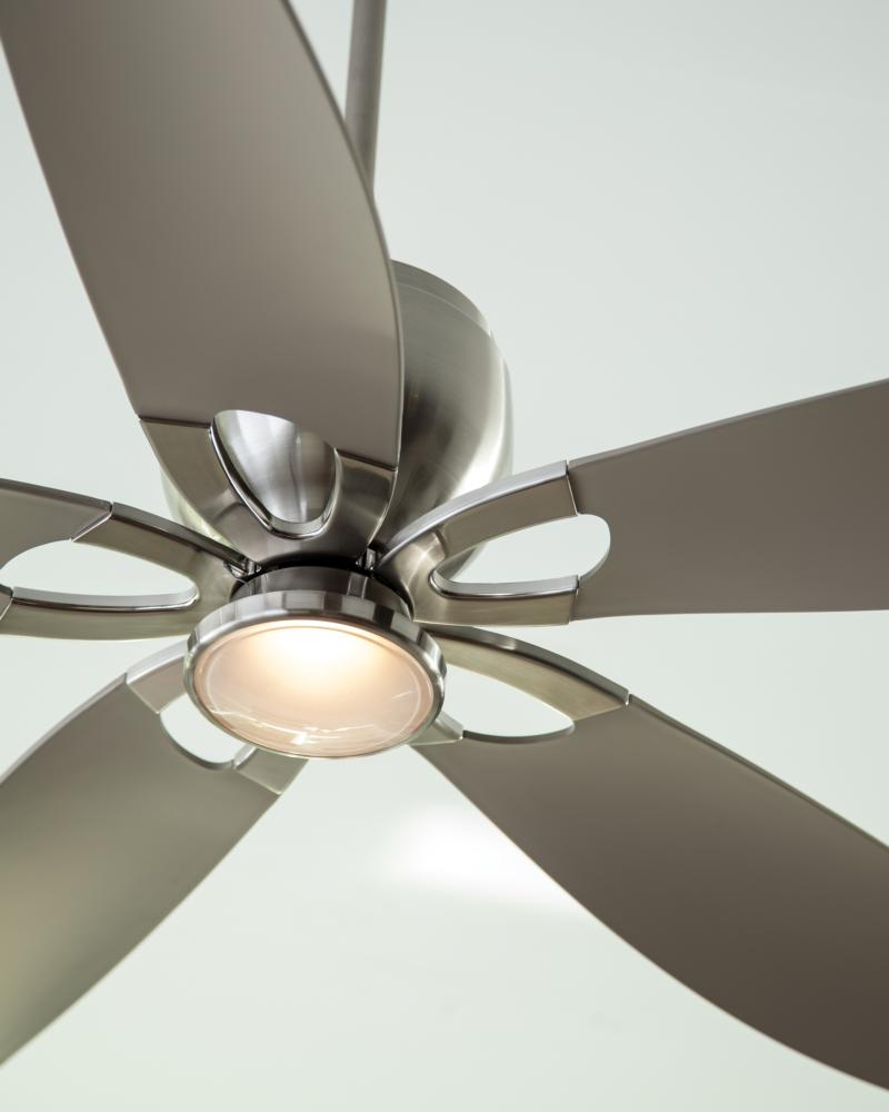 Collection spotlight the lily ceiling fan by monte carlo red deer in addition to its unique aesthetic appeal the lily ceiling fan is pretty impressive mechanically as well it comes with a 12w integrated led downlight aloadofball Image collections
