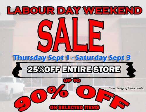 red-deer-lighting-labour-day-weekend-sale