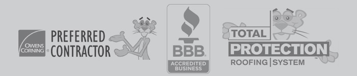Owens Corning® and BBB Logos