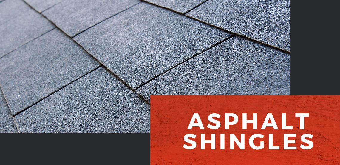 Asphalt Shingle Roofing Banner