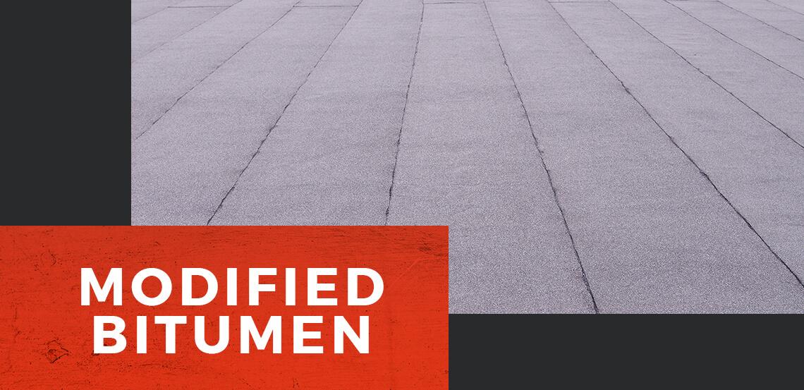 Modified Bitumen Banner
