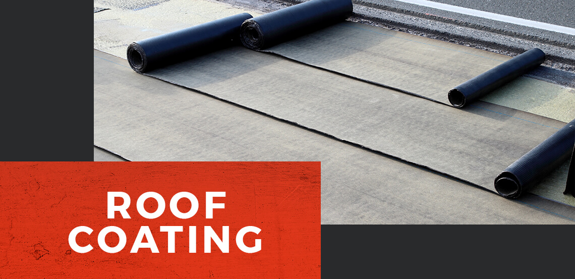 Roof Coating Banner