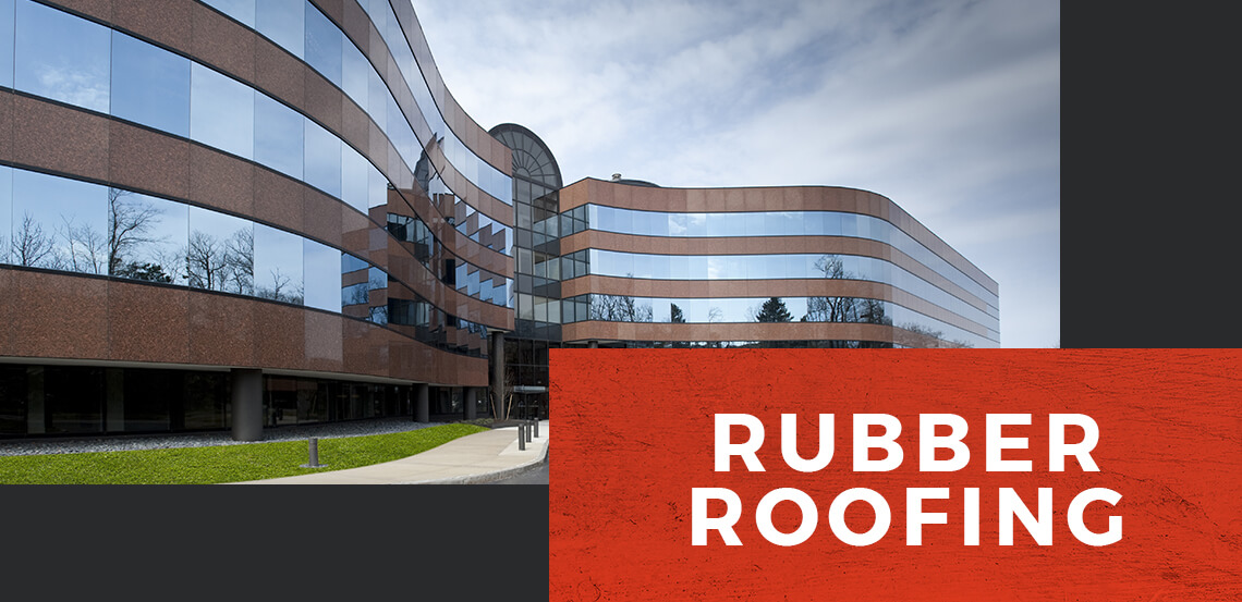 Rubber Roofing Banner