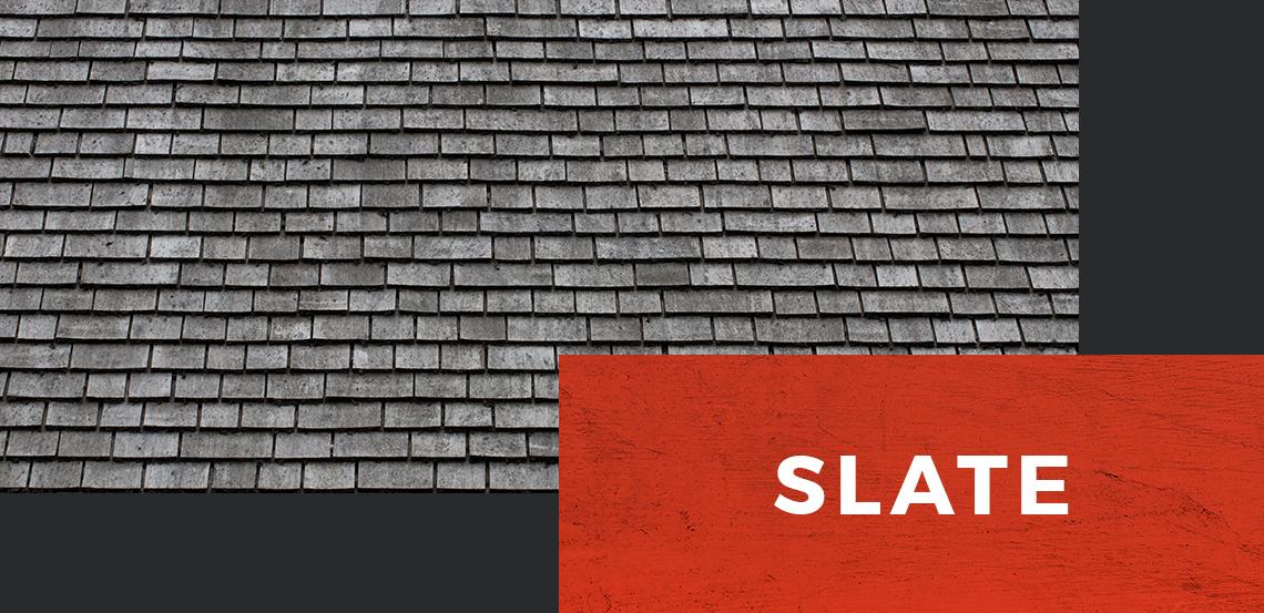 Slate Roofing Banner