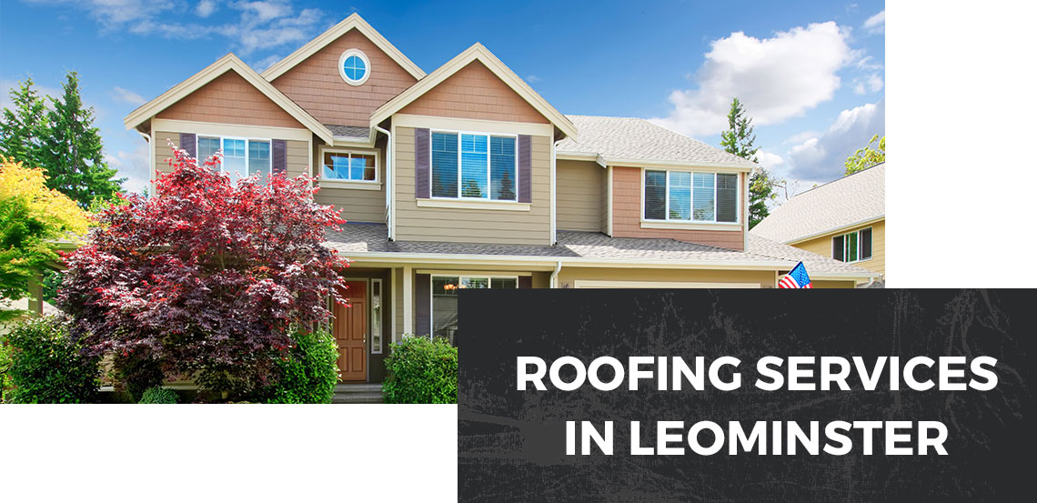 Roofing Services in Leominster Banner