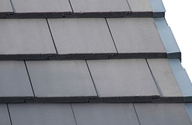 Composite Slate Tile Roof