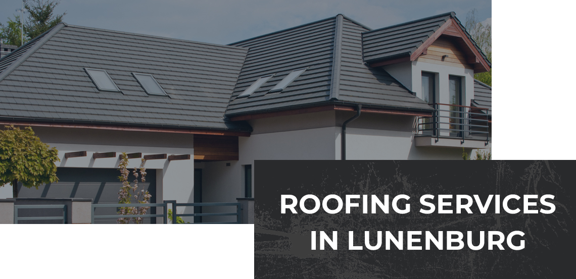 Roofing Services in Lunenburg Banner