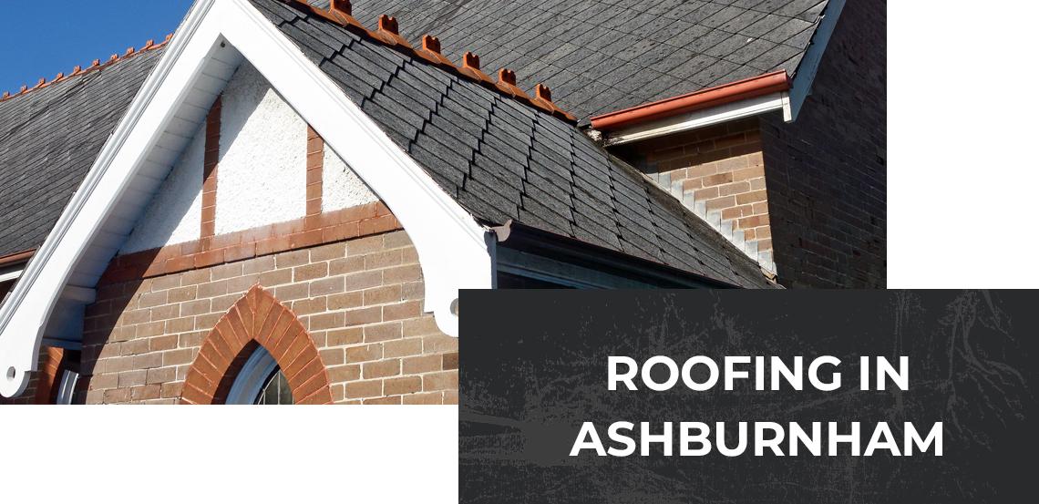 Roofing in Ashburnham Banner