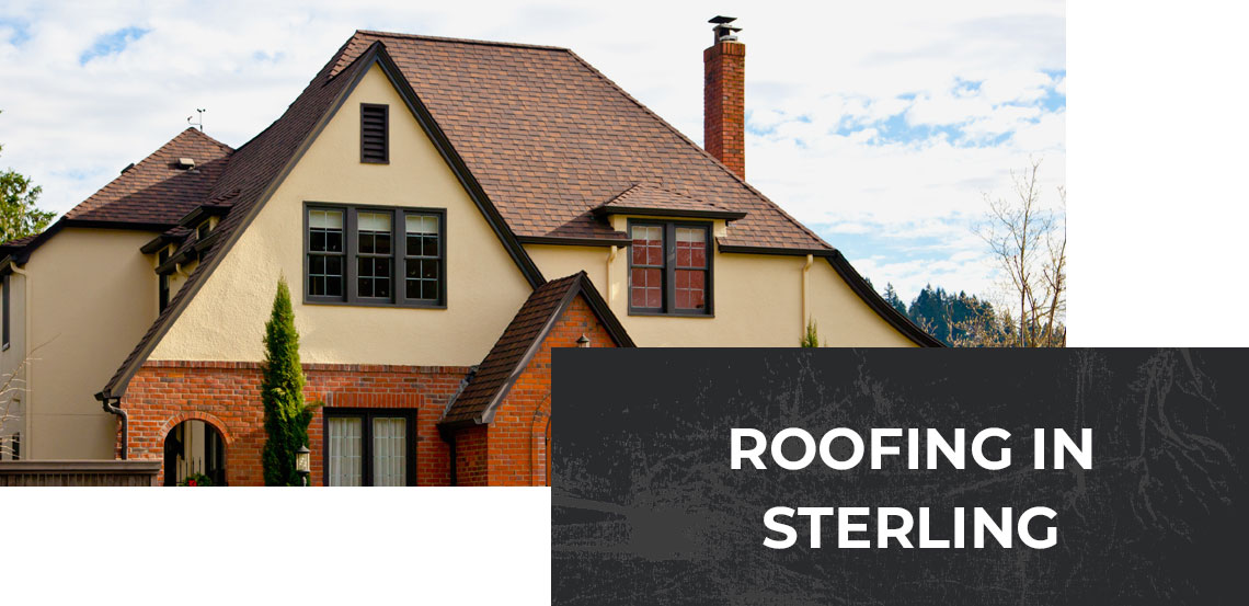 Roofing in Sterling Banner