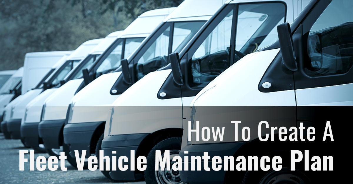 Fleet Vehicle Maintenance Plan | Texas Fuel Delivery, Bulk Lubricant ...