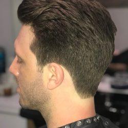 haircut men's grooming Refine Men's Salon Scottsdale