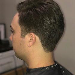 men's hair cut Refine Men's Salon Scottsdale