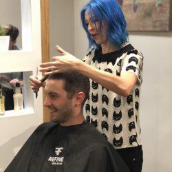 haircut services Refine Men's Salon Scottsdale