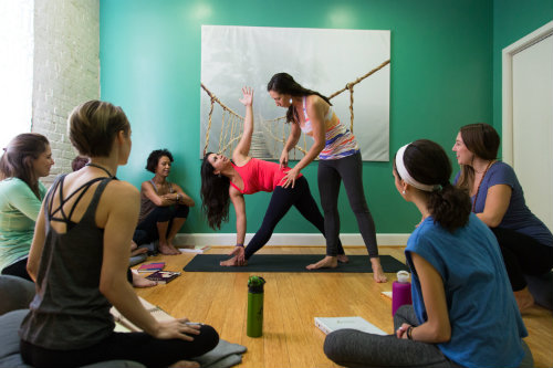 reality kings yoga trainer