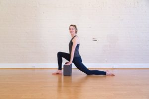 Refresh Yoga Blocks and Step Through