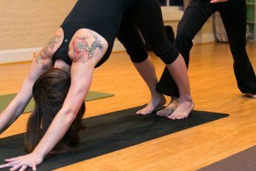 Down dog Yoga studio