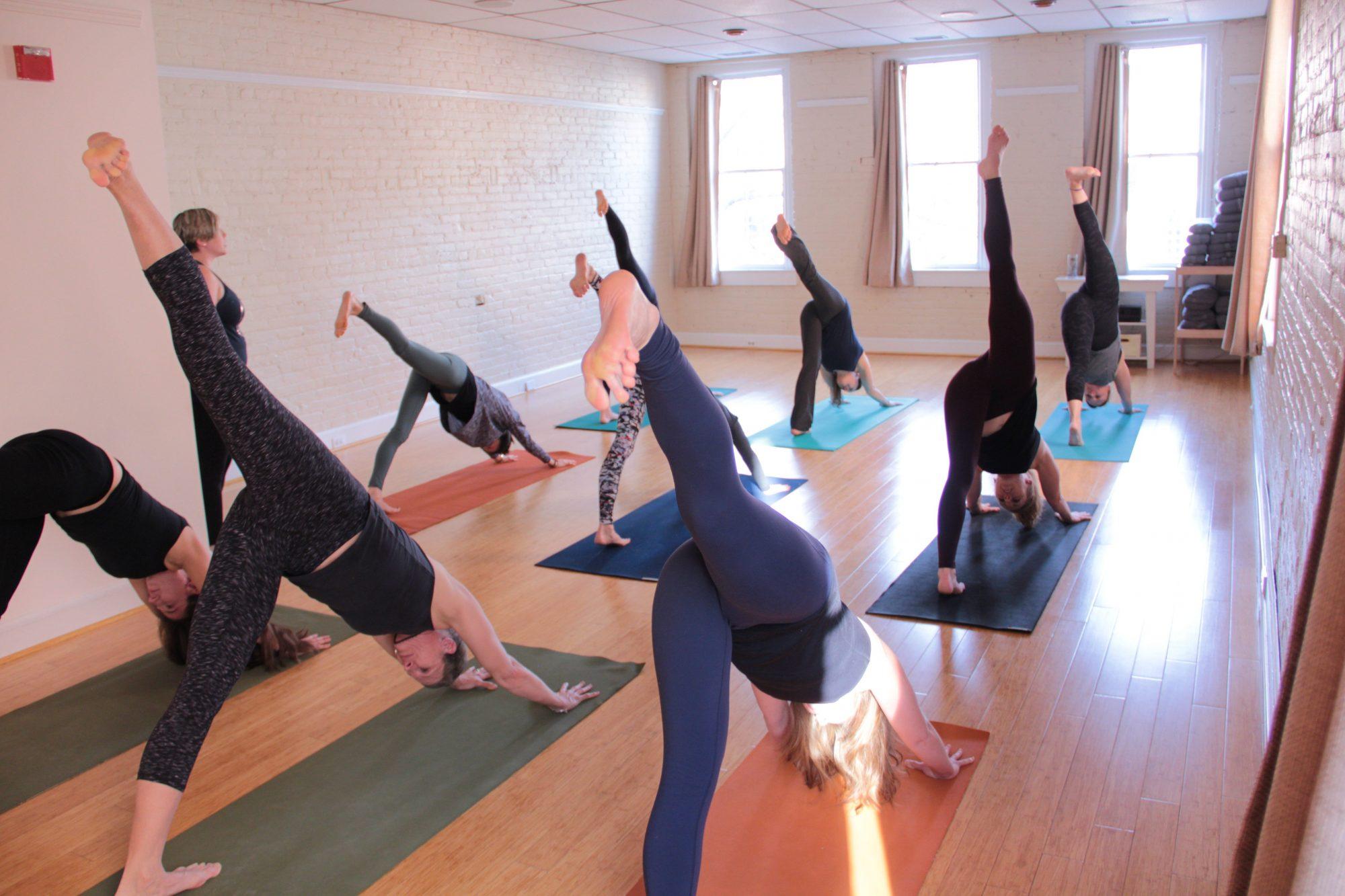 yoga old town alexandria