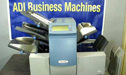 refurbished Pitney Bowes 350 series 2 1/2 station ADI Business Machines