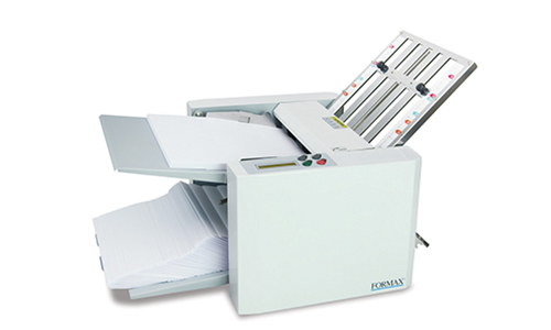 discounted Formax Atlas air-feed folder ADI Business Machines
