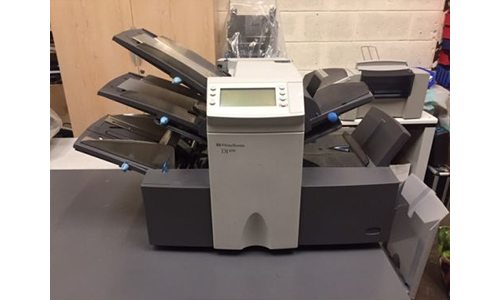 ADI Business Machines refurbished Pitney Bowes Di400