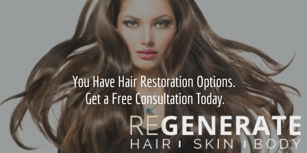 hair restoration for women in Charlotte