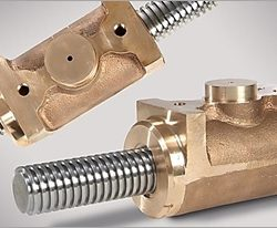 Square Thread Precision Leadscrews - Rempco   Rempco