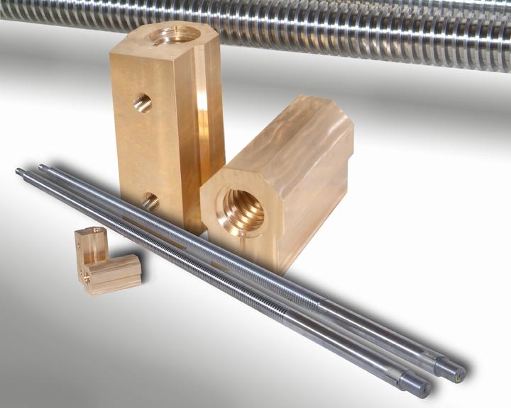 Acme Thread Leadscrews - Rempco | Rempco