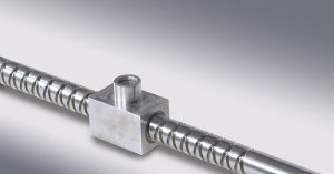 Levelwind screw & pawl threaded industrial machinery product.