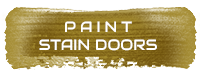 Paint Stain Doors Icon