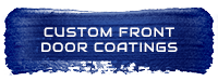 Custom Front Door Coating Icon