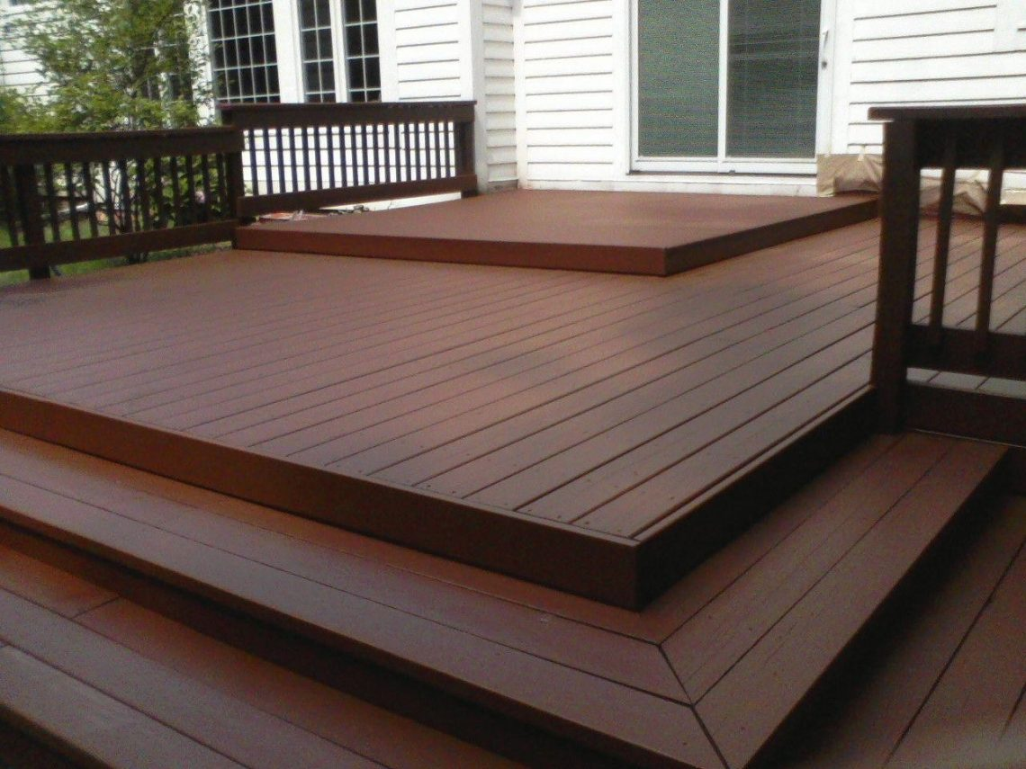 How To Remove Paint Or Stain From Deck