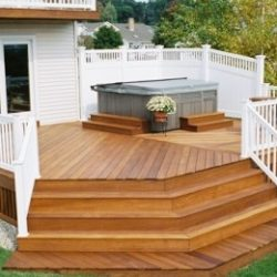 Deck Painting Company Mt Laurel NJ