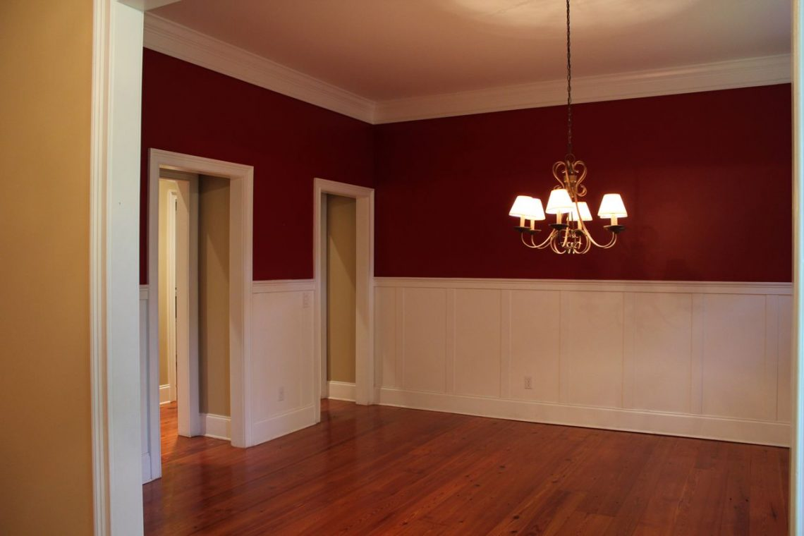 Interior painting marlton painting company nj house Mobile home interior wall paneling